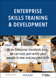 Training Programs Brochure Cover