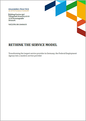 Service Renewal - Federal Employment Agency of Germany